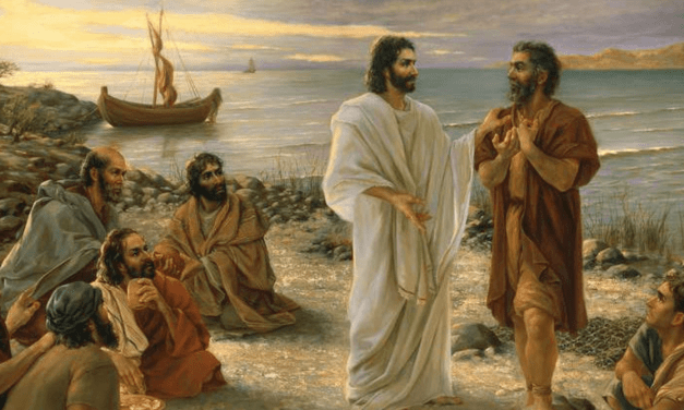 "COME, FOLLOW ME LESSON AIDS: June 24–30 — Matthew 28; Mark 16; Luke 24; John 20–21 ""He Is Risen"""