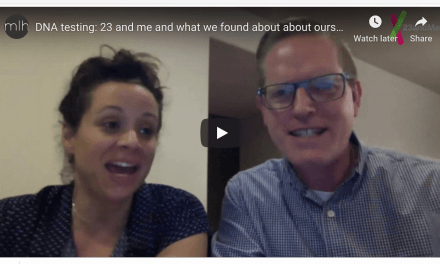 What can your DNA say about your health, habits, and predispositions? 23 And Me and who we really are!