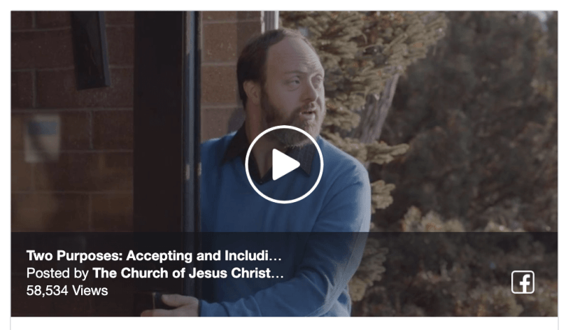 Many people do not understand how to best accept and include people who have disabilities. Even at church. Watch this video and learn what you can do to make a positive difference in the life of someone with a disability LDS Mormon