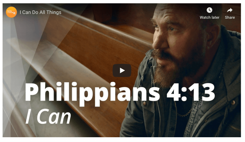 VIDEO: Philippians 4:13—I Can Do All Things LDS Mormon Bible