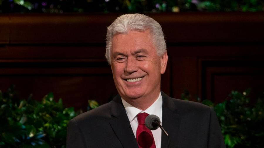 VIDEO: Elder Uchtdorf: This virus did not catch Heavenly Father by surprise . . .