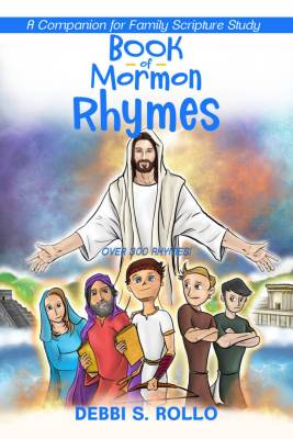 Book of Mormon rhymes book primary children LDS Mormon