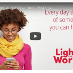 VIDEO: Light the World 2019 Video Carousel (Africa Area)