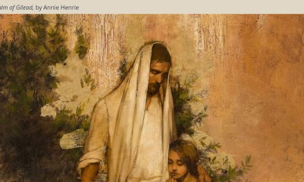 "COME, FOLLOW ME LESSON AIDS: November 4–10 Hebrews 1–6 Jesus Christ, ""the Author of Eternal Salvation"""