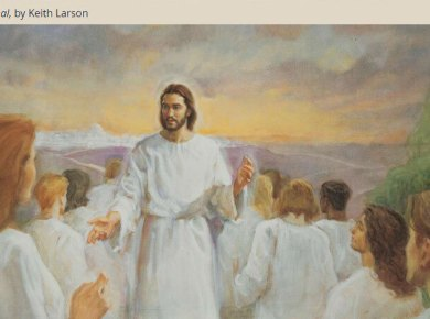 """COME, FOLLOW ME LESSON AIDS: December 23–29 Revelation 12–22 """"He That Overcometh Shall Inherit All Things"""" Eternal city art lds"""
