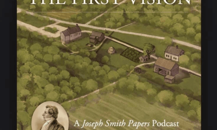 THE FIRST VISION: Sunday, March 26, 1820?