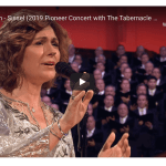 """Slow Down"" by Sissel and The Tabernacle Choir at Temple Square"