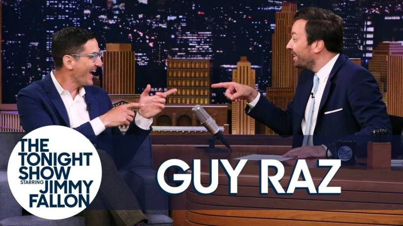 Guy Raz, known for his popular NPR podcast How I Built This, spoke about Mormons recently on The Tonight Show.  The popular late night talk show shared a video of Guy explaining why Mormons make such good entrepreneurs