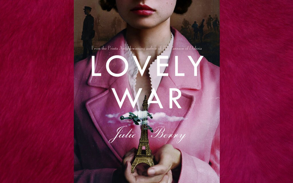 """LDS author JULIE BERRY's WWI NOVEL """"LOVELY WAR"""" WINS 2020 GOLDEN KITE AWARD FOR YOUNG ADULT FICTION"""