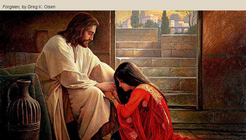 COME, FOLLOW ME LESSON AIDS: March 9–15 Be Reconciled unto God through the Atonement of Christ Jacob 1-4