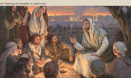 """COME, FOLLOW ME LESSON AIDS: March 2–8 """"This Is the Way"""" 2 Nephi 31-33"""