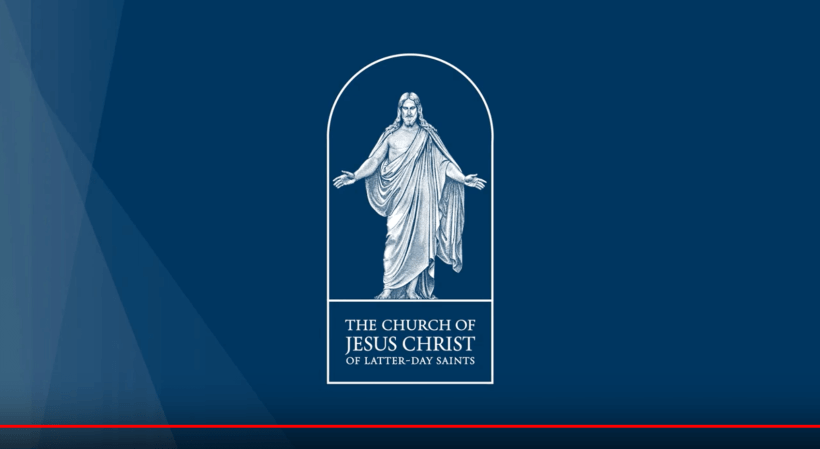 Official Symbol for News and literature of the church LDS Mormon Jesus Christ