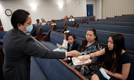 Safely Returning to Church Meetings and Activities