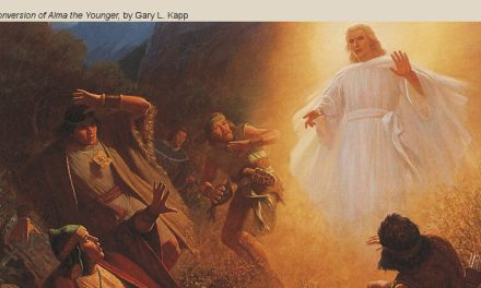 "COME, FOLLOW ME LESSON AIDS: Book of Mormon Lesson 20: May 18–24 ""They Were Called the People of God"" Mosiah 25-28"