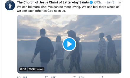 """VIDEO: """"I Say Unto You, Be One"""" describes the power of unity"""