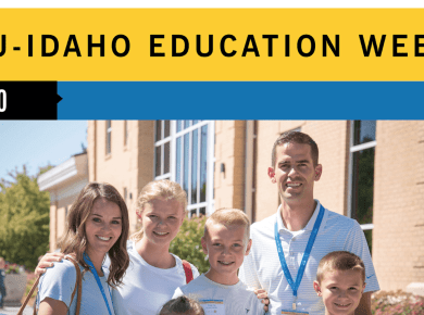 Free One Day Virtual BYU-Idaho Education Week conference