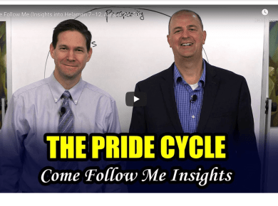 Come Follow Me (Insights into Helaman 7–12, August 24–30)The Pride Cycle Taylor Tyler Book of Mormon Central