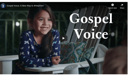 VIDEO: Alexa and Google now read the scriptures and other Church content to you!
