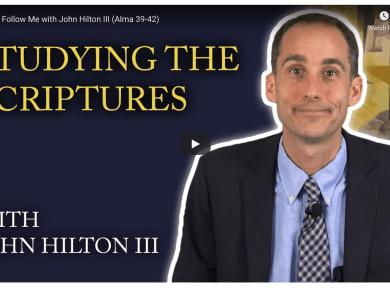 Come, Follow Me with Book of Mormon Central (Alma 39-42)