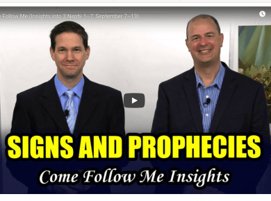 Come Follow Me (Insights into 3 Nephi 1–7, September 7–13) Taylor Tyler ZBook of Mormon Central