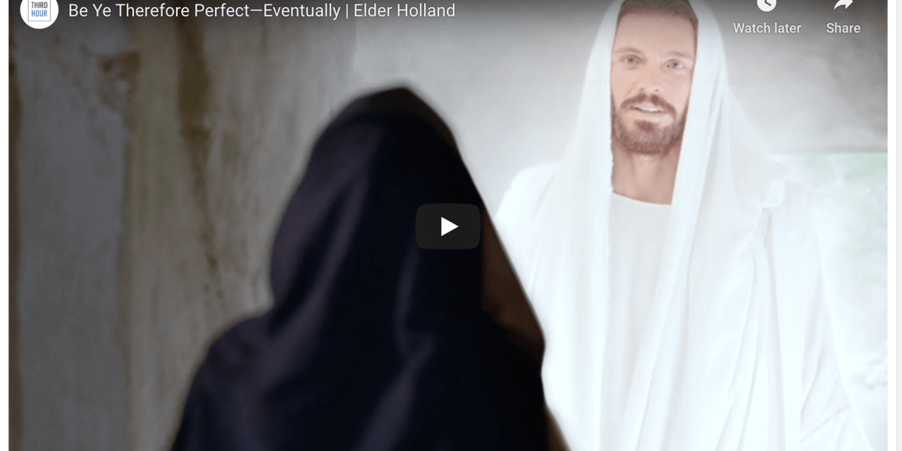 """VIDEO: Come, Follow Me Book of Mormon: """"I Am the Law, and the Light"""" 3 Nephi 12-16 