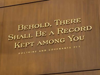 Church History Library news for September 2020