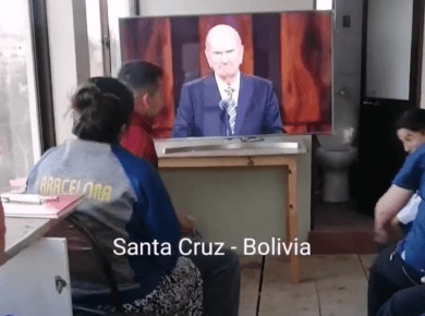 WATCH: Santa Cruz, Bolivia Saints react to the news they get a new temple