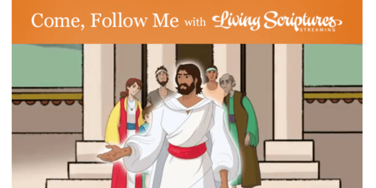 VIDEO: Come Follow Me with Living Scriptures: 3 Nephi 20-26 | #ComeFollowMe