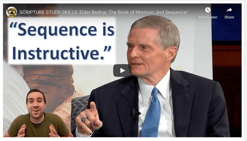 VIDEO: BOOK OF MORMON insights with Latter-Day Divers 3 NEPHI 20-26 (OCTOBER 12TH-OCTOBER 18TH, 2020)