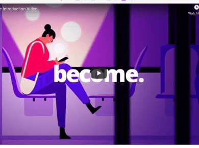 Video: Become App | The Become experience is a tool that can help you live a happier life and grow closer to God