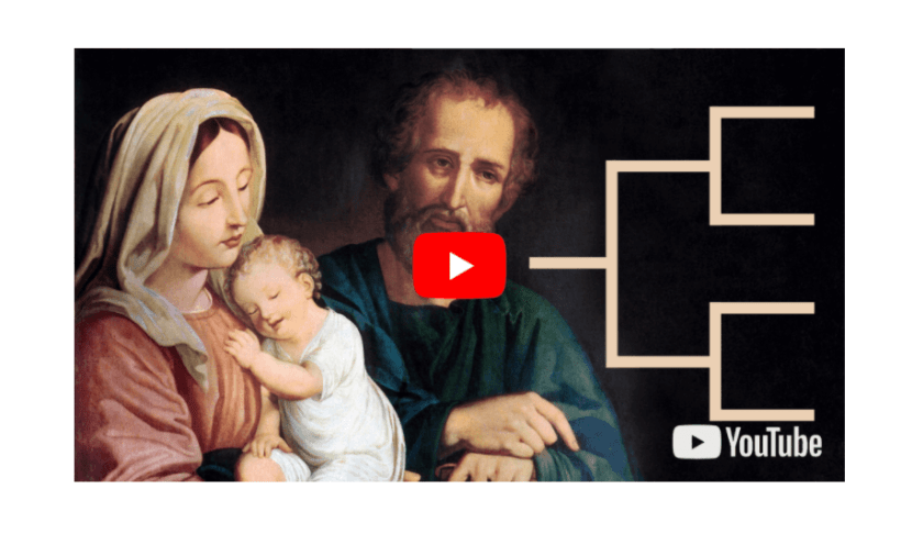 VIDEO: What the Genealogy of Jesus Teaches Us About the Savior (from Messages of Christ) #LightTheWorld