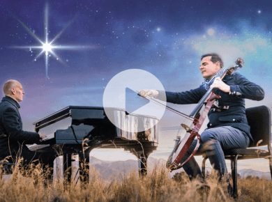 The Piano Guys + The Chosen? Yes, you heard right | #LightTheWorld