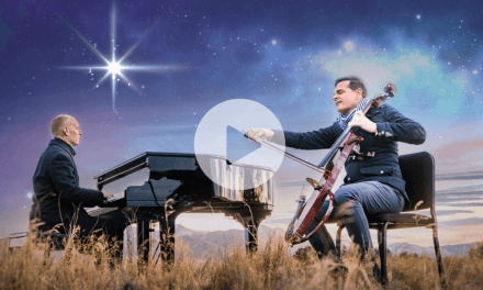 The Piano Guys + The Chosen? Yes, you heard right | #LightTheWorld
