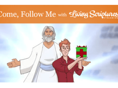 "VIDEO: Come, Follow Me Book of Mormon with Living Scriptures: December 14–20 ""Come unto Christ, and Be Perfected in Him"" Moroni 10"