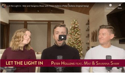 Let the Light In – Mat and Savanna Shaw with Peter Hollens (Peter Hollens Original Song) | #LightTheWorld