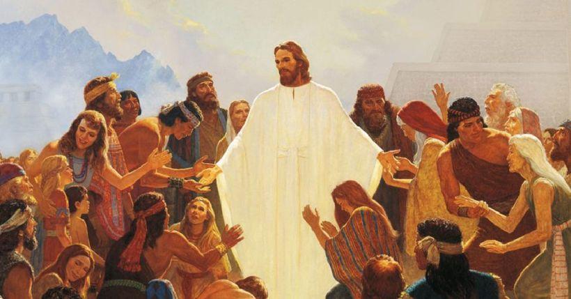 """#ComeFollowMe Come, Follow Me Book of Mormon Lesson 49: """"Come unto Christ, and Be Perfected in Him"""" Moroni 10"""