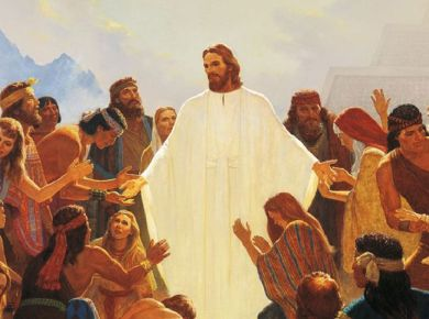 "#ComeFollowMe Come, Follow Me Book of Mormon Lesson 49: ""Come unto Christ, and Be Perfected in Him"" Moroni 10"