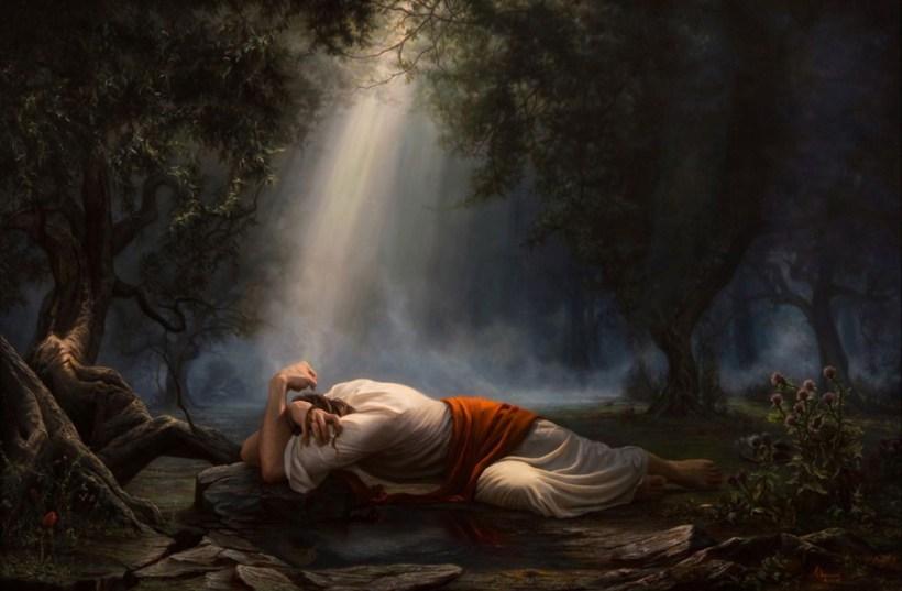 Gethsemane adam abram : Gethsemane By Adam Abram
