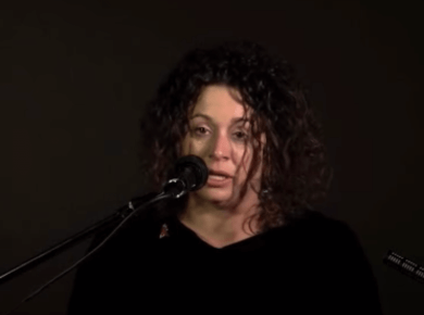 """Listen to Your Mother — Jenny Eckton reading """"How Many Kids Do You Have?"""""""