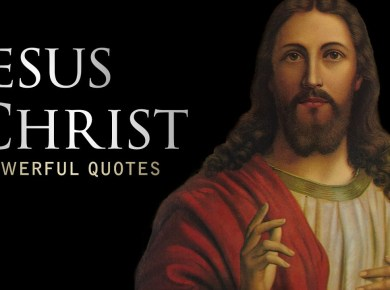 Jesus Christ - Life Changing Quotes YouTube