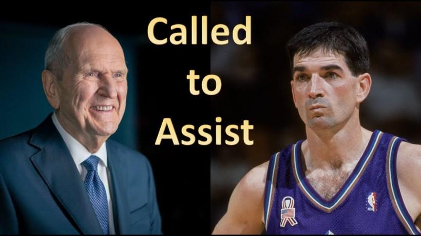 THE D&C MEETS THE NBA (A Come Follow Me Parable)