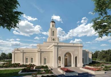 Bentonville arkansas temple VIDEO: 3D rendering of Bentonville Arkansas Temple   The Church of Jesus Christ of Latter-day Saints