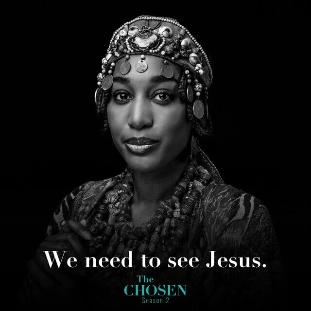 VIDEO: The Chosen Season 2 Premiere on Easter Sunday 2021!