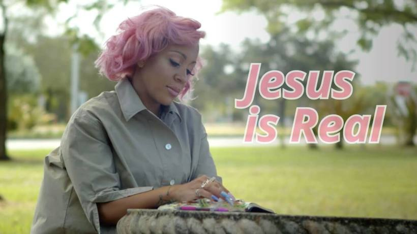 Jesus is Real: Calyann's Experience with the Book of Mormon