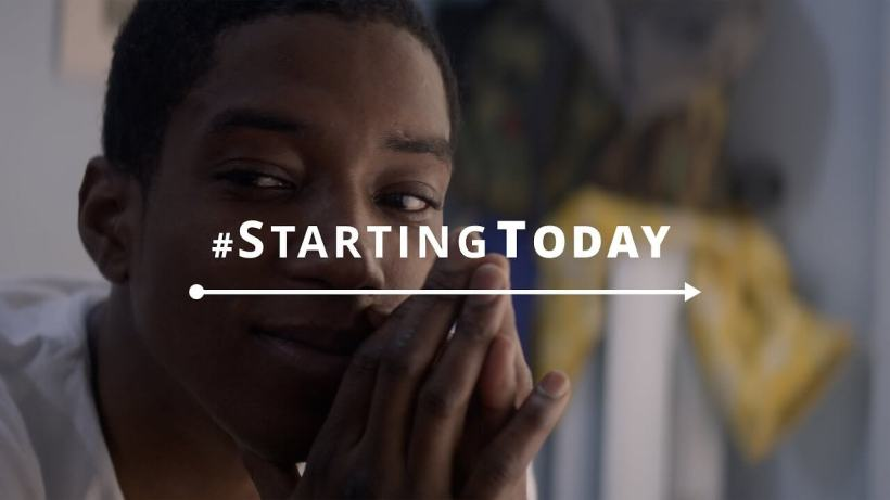 #StartingToday #ComeUntoChrist Starting Today