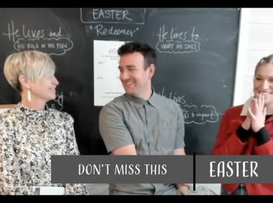 "VIDEO: DON'T MISS THIS | COME, FOLLOW ME DOCTRINE AND COVENANTS LESSON 14: MARCH 29–APRIL 4 ""I AM HE WHO LIVETH, I AM HE WHO WAS SLAIN"" EASTER 