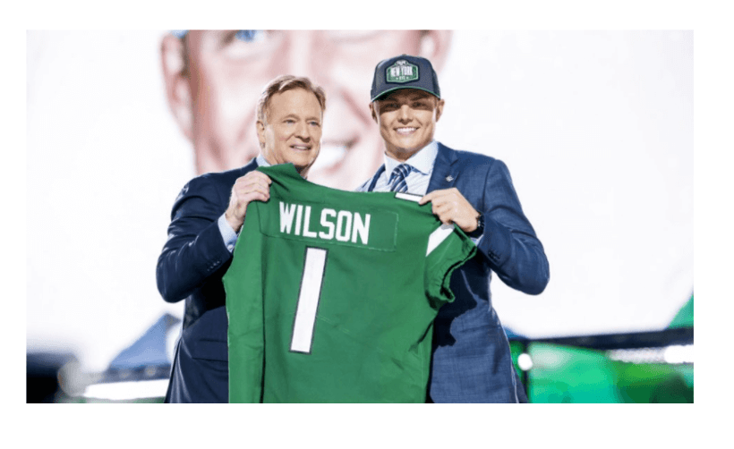 #BYU's Zach Wilson is about to get paid $22.9MM--guaranteed! Deseret Business Watch