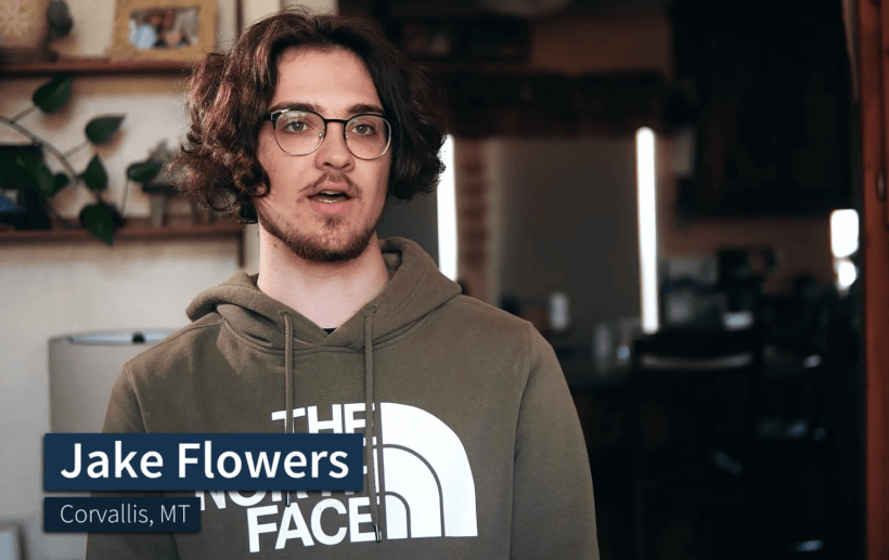 Jake Flowers Followers of Jesus Christ in the Bitterroot Valley posted a video to playlist Witnesses of the Bitteroot — thinking about the meaning of life in Corvallis, Montana.