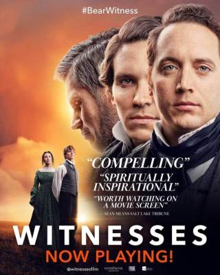VIDEO: HIGHLY ANTICIPATED FILM TELLS THE UNTOLD STORY OF THREE WITNESSES TO THE BOOK OF MORMON