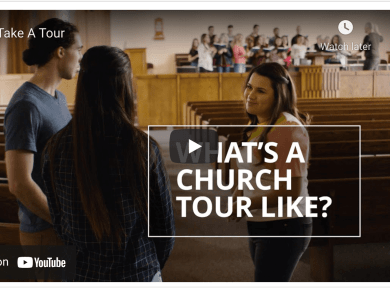 VIDEO: Here's what happens when you request to tour a Latter-day Saint church building
